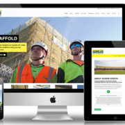Acrow website by Tanker Creative