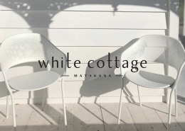 New White Cottage logo by Tanker Creative