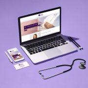 Dr Angela Butler Website Case Study