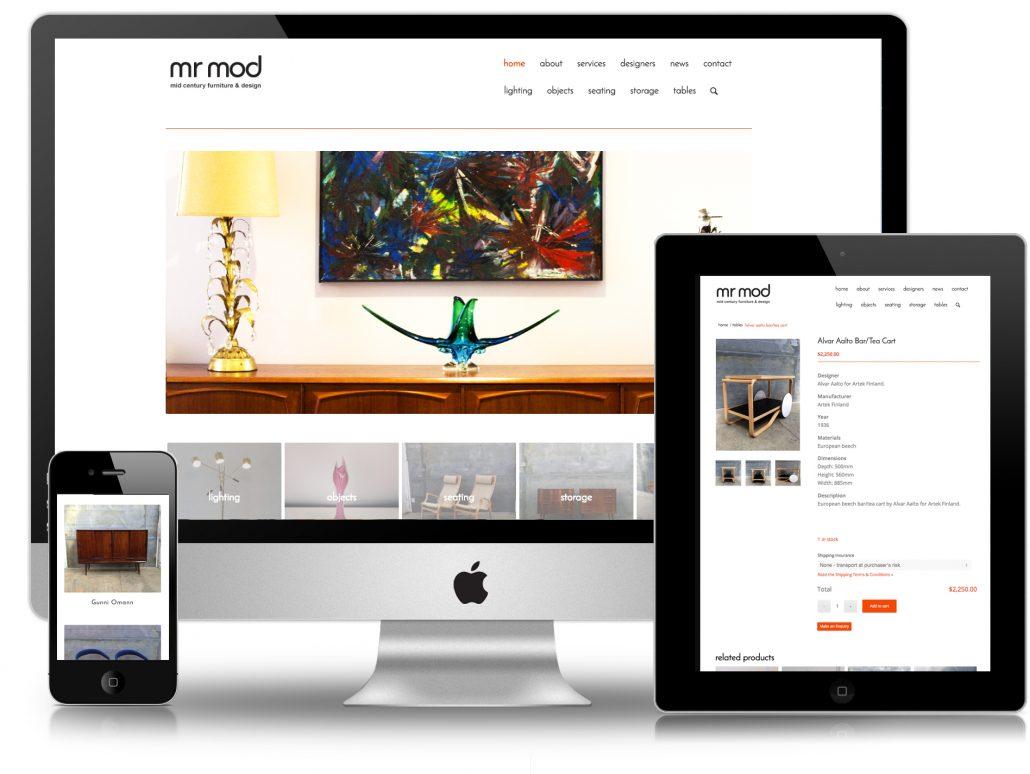 Mr Mod Website