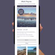 MATT- payne mailchimp newsletter campaign 1119