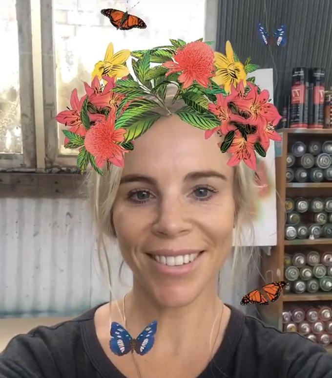 Final Flox Flower Crown