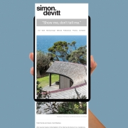 Simon Devitt Photographer Mailchimp Newsletter May 2020