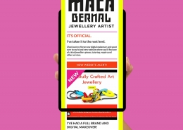 preview of Maca Bernal's March 2021 Newsletter